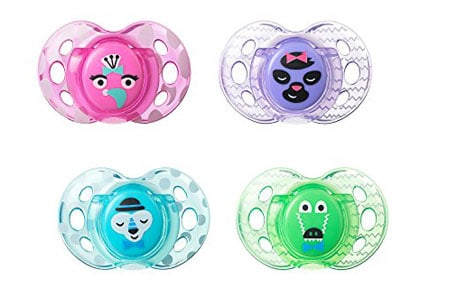 10 Best Pacifiers for Breastfed Baby 2017