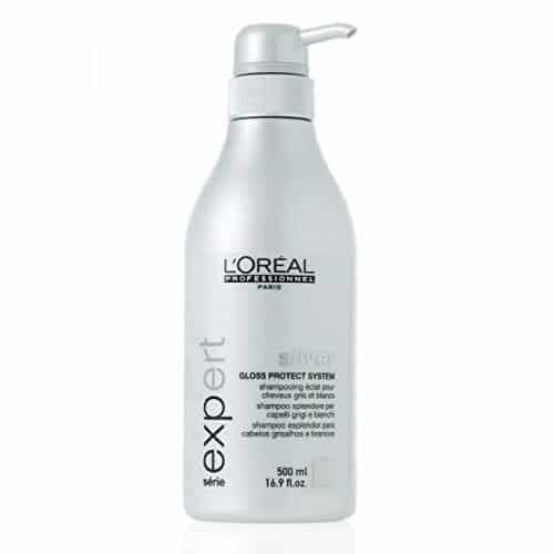 10 Best Shampoos for Gray Hair 2017